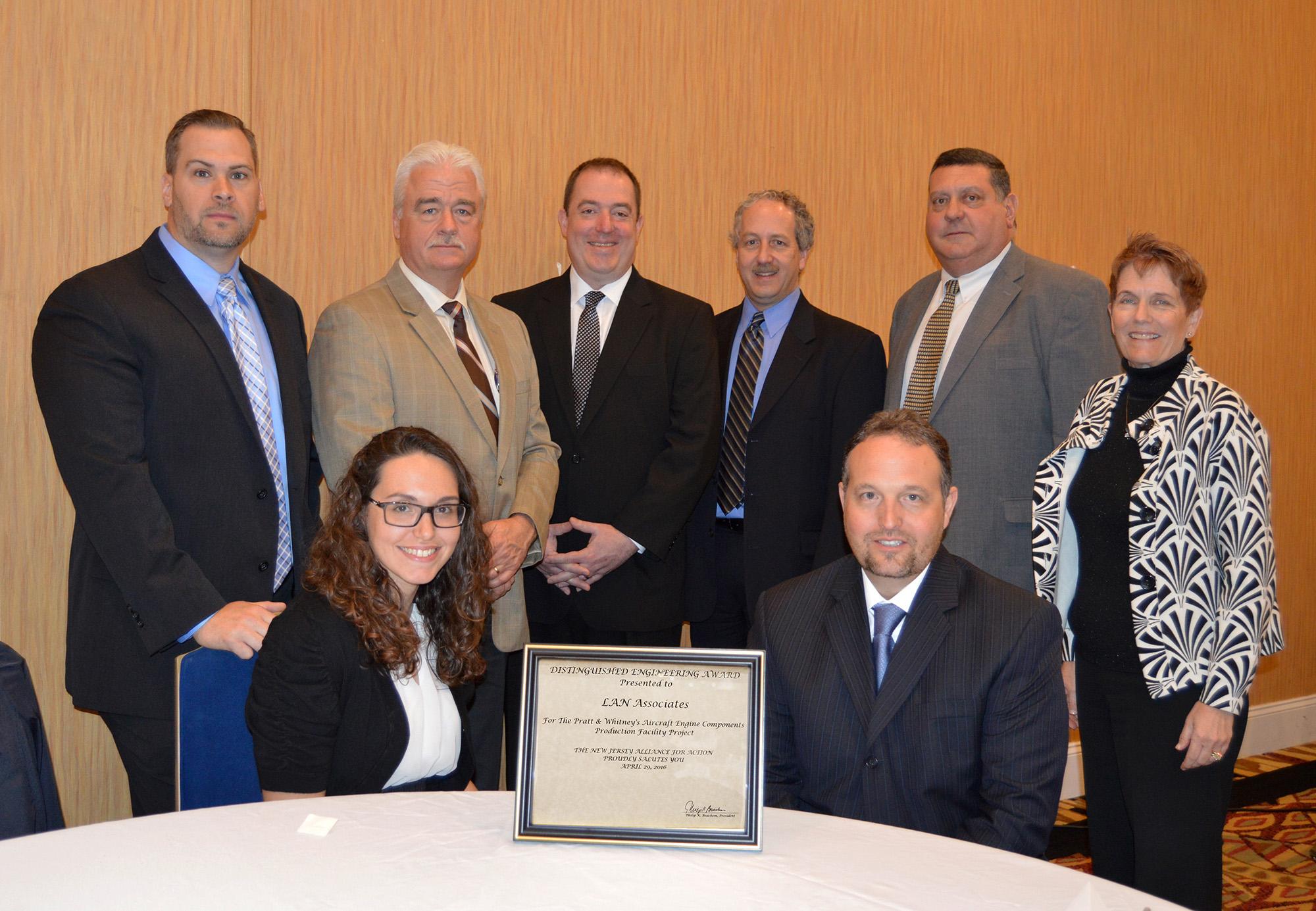 Pratt & Whitney Award Ceremony